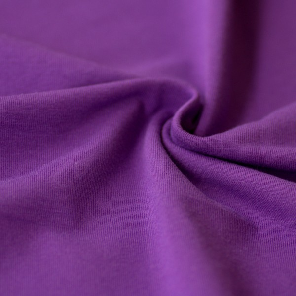 Jersey uni violett